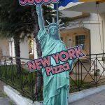 NEW YORK, PIZZA